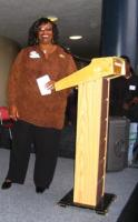 Lori Chinn, Richmond ACORN President and REDI Forum MC